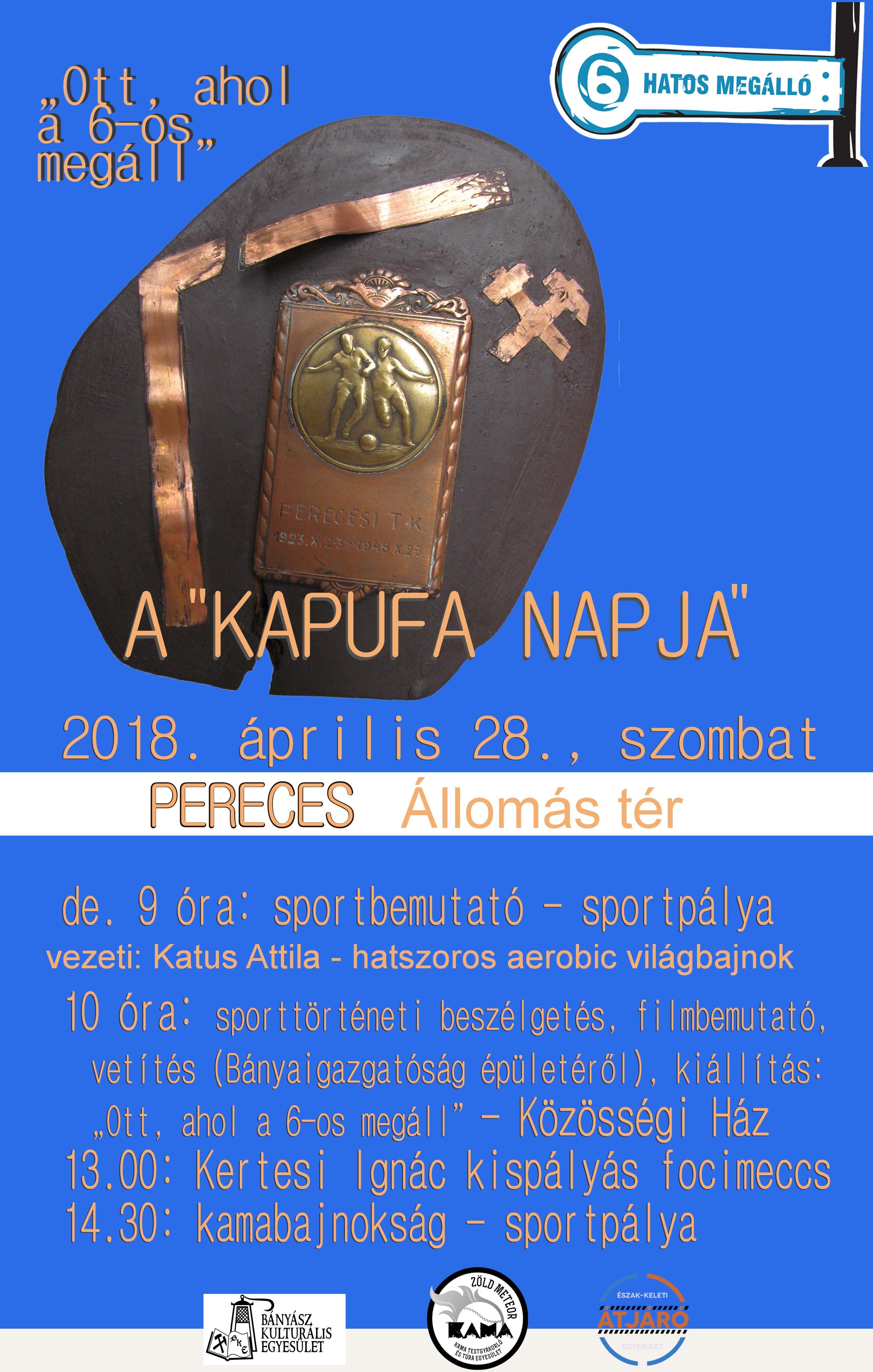 kapufanap plakát